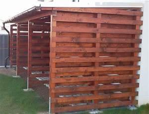 Zaun Günstig Selbst Bauen : einen stabilen brennholzunterstand brennholzschuppen gut und g nstig selbst bauen ~ Whattoseeinmadrid.com Haus und Dekorationen