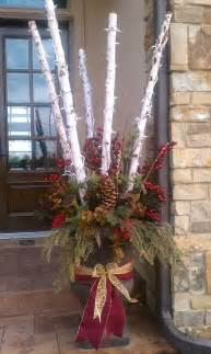 how beautiful we love using birch branches for christmas decorating christmas decor