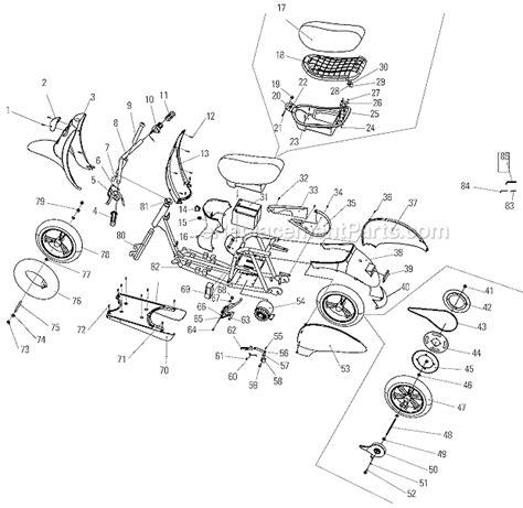 Razor Electric Scooter Pocketmod Ereplacementparts