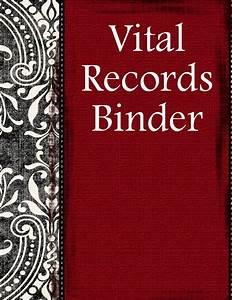 Prepared not scared vital records estate planning for Vital documents binder