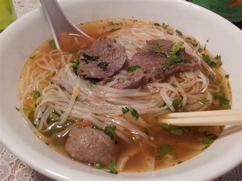 cuisine pho pho the epitome of lao food i could eat