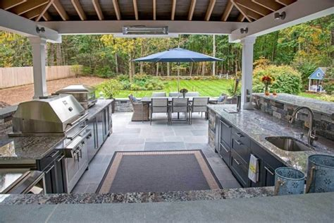 outdoor kitchen designs for small spaces 25 brilliant ideas for outdoor kitchen designs build 9022