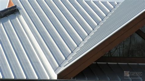 metal roofing fabrication installation copper zinc