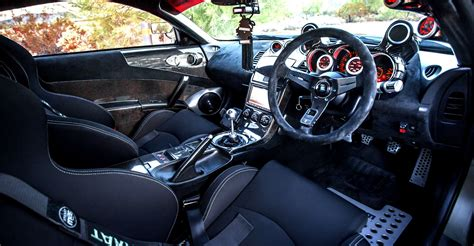 nissan  interior takata drift  harnesses black sparco