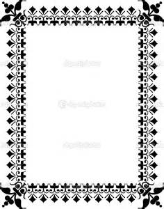 Cross Clip Art Borders and Frames