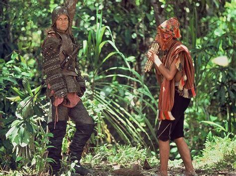 great films set   jungle bfi