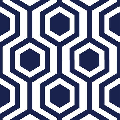 navy blue  vase wallpaper