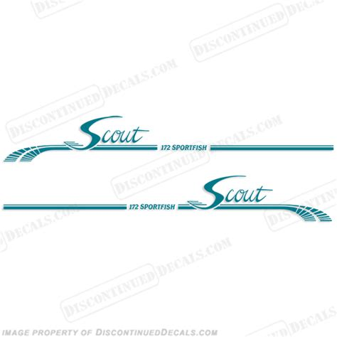 Scout Boats Logo by Scout