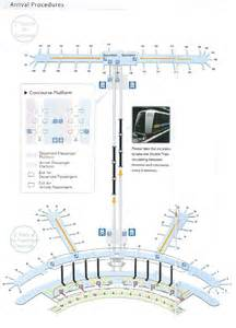 Basement Layout by Incheon Airport Arrival Procedure In South Korea Seoul