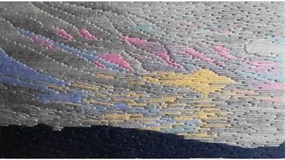 Textile Peak District Alison Wake Artists Fine