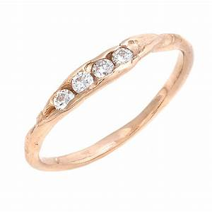 Non traditional engagement rings liza shtromberg jewelry for Traditional wedding ring