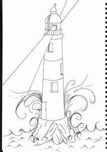 Lighthouse Line Drawing At Getdrawings