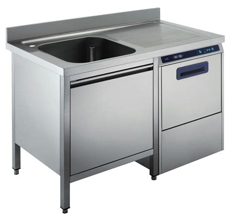 lavello cucina professionale lavello con lavastoviglie mairf canalizzazioni cucine