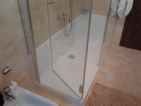 box doccia su misura prezzi trasformare vasca da bagno in box doccia su misura a