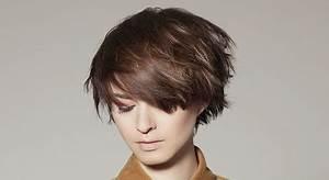 Coupe Courte Femme Ete 2018 : coiffure femme coupe courte 2018 ~ Dode.kayakingforconservation.com Idées de Décoration