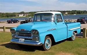 Chevy Pickup Truck History 1955-1959
