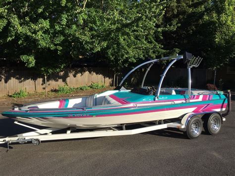 Custom Boats by Ultra Custom Boats Ultra 21lx Jet Boat 1995 For Sale For