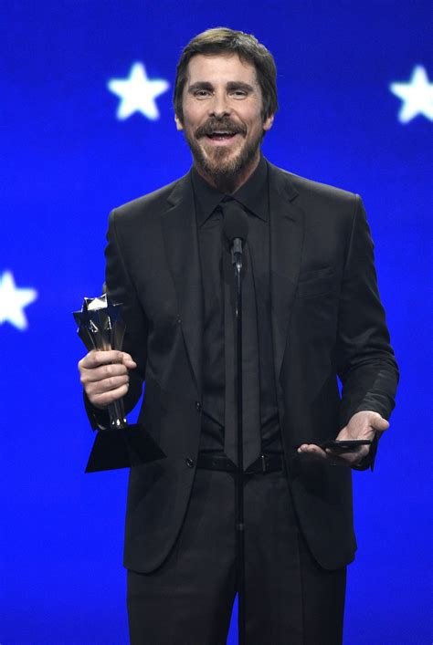 Christian Bale Olivia Colman Among British Winners