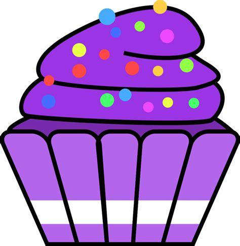 Purple Clipart Purple Cupcake Clipart Clipart Best Clipart Best