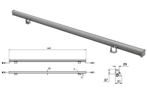 led linear lighting linear wall washers manufacturer