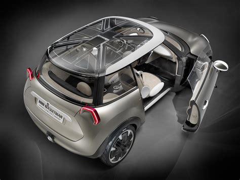 Car Design Concepts : Mini Design Concept Cars