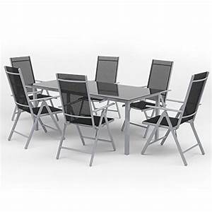 Gartenmöbel Set 6 Stühle : silber sitzgruppen und weitere gartenm bel g nstig online kaufen bei m bel garten ~ Bigdaddyawards.com Haus und Dekorationen