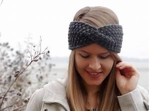 Stirnband Selber Machen : anleitung twist stirnband mit perlmuster stricken mit video stirnband stricken stirnband ~ Watch28wear.com Haus und Dekorationen