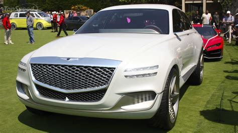 2017 Genesis Gv80 Concept Review Top Speed