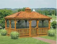 building a gazebo How to Build a Rectangular Gazebo. Step by Step Guide and ...