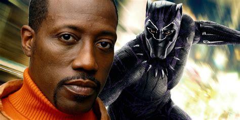 Wesley Snipes Ecstatic About Marvel Black Panther
