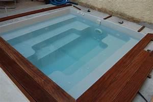 Piscine Plastique Dur : cherche coque pour realiser une mini piscine spa piscines construction ~ Preciouscoupons.com Idées de Décoration