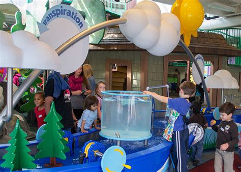 Children's Museum of Richmond Water Cycle Table 2 ...