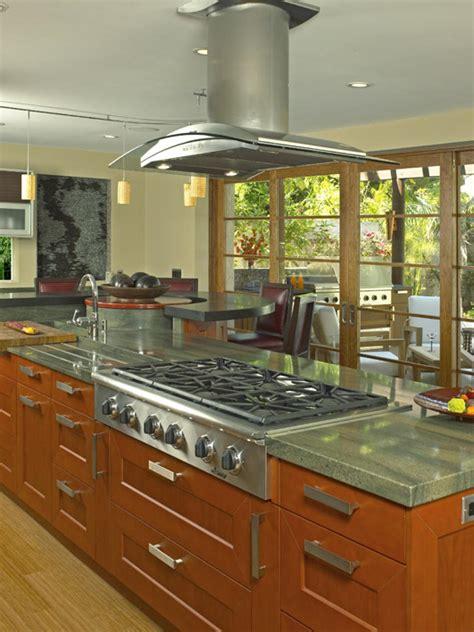 kitchen island with range amazing kitchens kitchen ideas design with cabinets