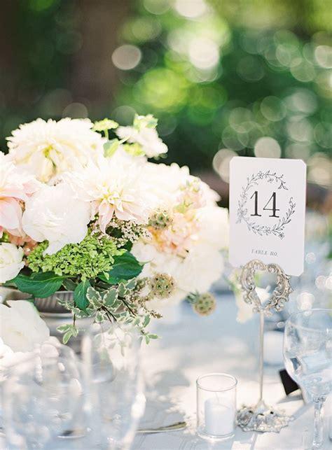 Classic Garden Wedding Real Weddings Oncewed com