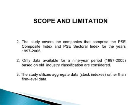 mba thesis   philippine stock market
