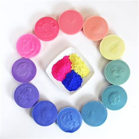 mixing colors create a rainbow mixing colors in cold process soap