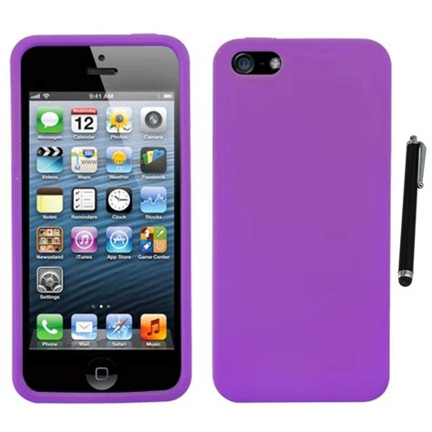 iphone 5s rubber for apple iphone 5 5s se silicone skin rubber soft
