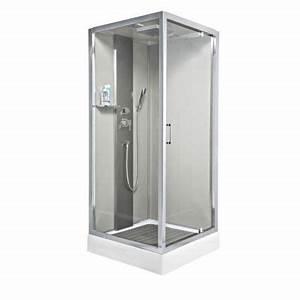 Cabine De Douche 90x90 : cabine de douche skwala 90 x 90 cm castorama ~ Dailycaller-alerts.com Idées de Décoration