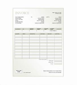 general invoice template hardhostinfo With general invoice