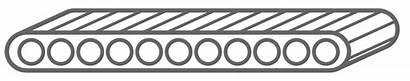 Conveyor Belt Clipart Cartoon Animated System Belts