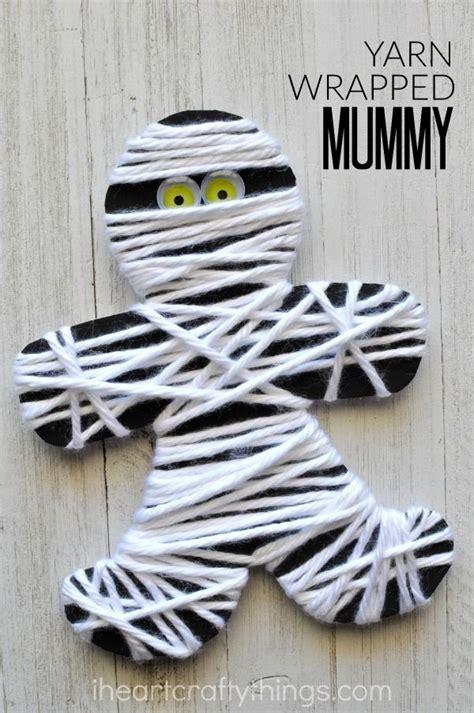 yarn wrapped mummy craft motor 854 | 07d4eef0a381955b09273559daa08281