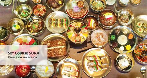 cuisine but koreal sura royal cuisine restaurant wonderful