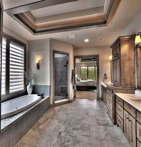 25 Awesome Master Bathroom Renovation Design - Wartaku net