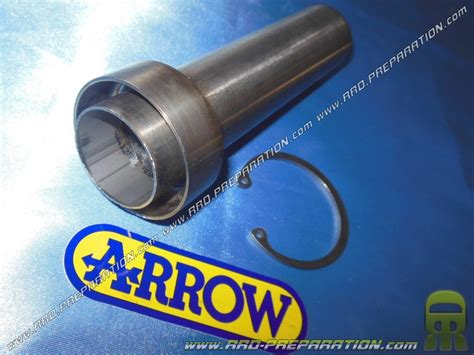 noise reduction db killer arrow or angled for motorcycle exhaust sizes to choose www