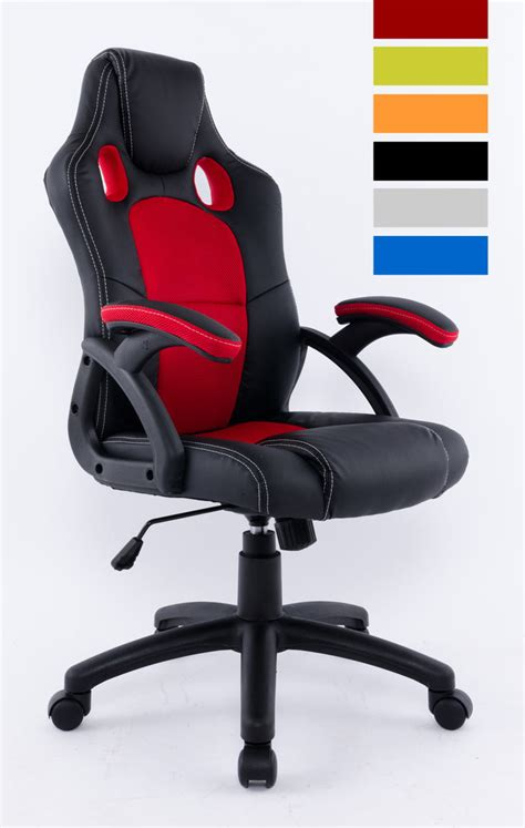 fauteuil de bureau baquet si 232 ge de bureau baquet racing