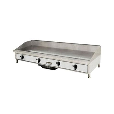 Countertop Griddle Gas by Toastmaster Tmgm48 48 In Pro Series Manual Countertop
