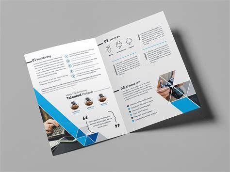 Business Brochure Template by Business Brochure Design Template 000439 Template Catalog