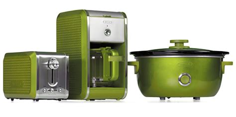 Bella Dots Collection Toaster, Coffee Maker And Slow