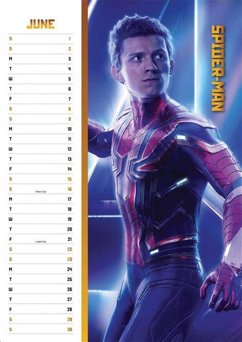 avengers kalendar  na posterscz