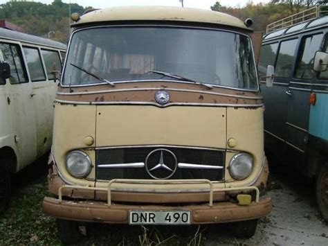 Mercedes O 319 For Sale by For Sale Mercedes O319 1964 Mb 319